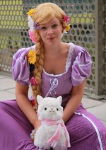 Cosplay-Cover: Rapunzel (old)