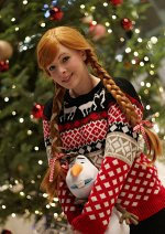 Cosplay-Cover: Anna (Christmas Jumper)