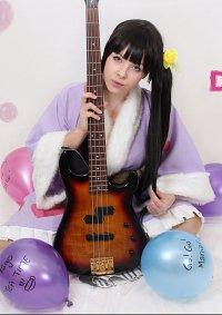 Cosplay-Cover: Mio Akiyama