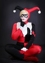 Cosplay-Cover: Harley Quinn (Classic Version)