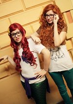 Cosplay-Cover: Arielle (Hipster)