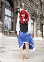 Cosplay-Cover: Arielle Blue Dress (new)
