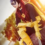 Cosplay: Batgirl (Barbara Gordon)