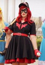 "Cosplay-Cover: Batwoman ""Kate Kane"" DC Bombshells"