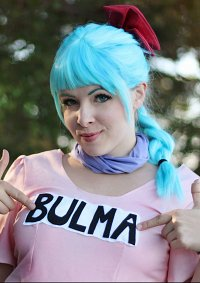 Cosplay-Cover: Young Bulma