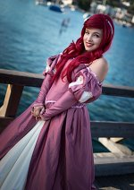 Cosplay-Cover: Arielle (Diner Dress)