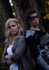 Cosplay-Cover: Clarke Griffin