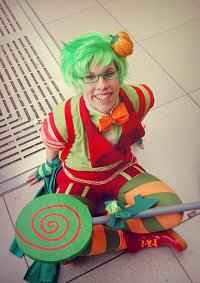 Cosplay-Cover: Jake English [Trickster Version]