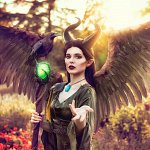 Cosplay: Maleficent (Moors version)