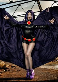 Cosplay-Cover: Raven [Teen Titans]
