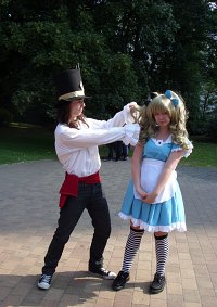 Cosplay-Cover: Mad Hatter