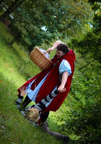 Cosplay-Cover: Little Red Riding Hood (Into the Woods)