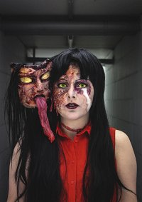 Cosplay-Cover: Tomie
