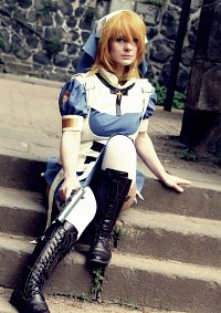 Cosplay-Cover: Rosette Christopher ⊱ Militia ⊰