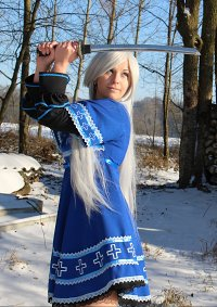 Cosplay-Cover: Calista