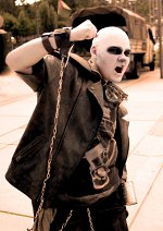Cosplay-Cover: Nux [Mad Max: fury road]