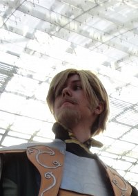 Cosplay-Cover: Fandral