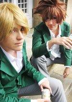 "Cosplay-Cover: Yamato ""Matt"" Ishida ( デジモン 02 )"