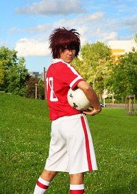 Cosplay-Cover: Daisuke Motomiya [Fußball-Outfit] - 本宮 大輔