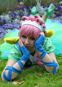 Cosplay-Cover: Fluttershy ~Green isn't your colour~