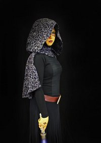 Cosplay-Cover: Barriss Offee