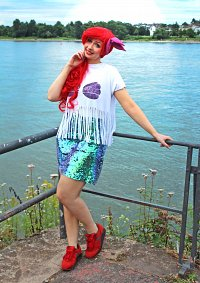 Cosplay-Cover: Arielle - Disneybound