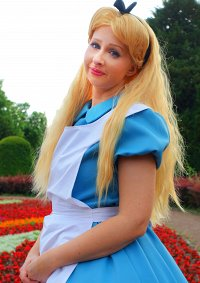 Cosplay-Cover: Alice (Disney 1951)