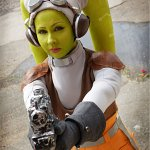 Cosplay: Hera Syndulla (SW - Rebels)