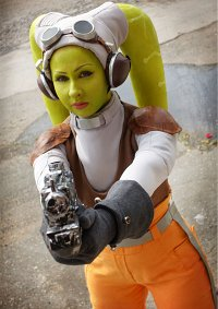 Cosplay-Cover: Hera Syndulla (SW - Rebels)
