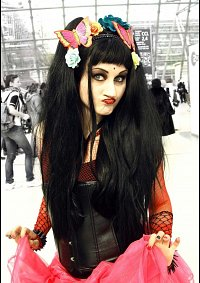 Cosplay-Cover: Nina Hagen || Trash Lolita