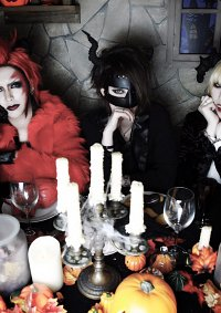 Cosplay-Cover: Reita れいた [漆黒-Halloween]