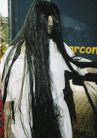 Cosplay-Cover: Sadako