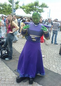 Cosplay-Cover: Almighty Tallest Purple