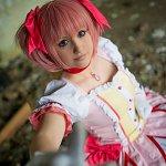 Cosplay: Madoka Kaname · 鹿目まどか( Puella Magi )