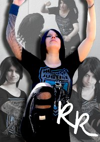 Cosplay-Cover: Romina Reigns