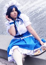 Cosplay-Cover: Juvia Loxar [Maid - Fancolored]