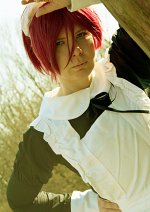 Cosplay-Cover: Rin [[Maidress]]