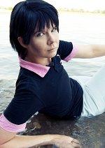 Cosplay-Cover: Sousuke Yamazaki • Samezuka Academy Summer Uniform