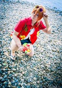 Cosplay-Cover: Chuuya Nakahara [Beach Version]