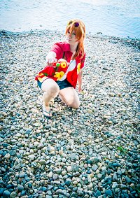 Cosplay-Cover: Chuuya Nakahara [Beach Version]
