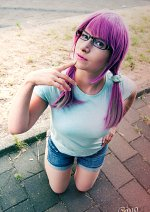 Cosplay-Cover: Rina Shioi [Magical Girl]