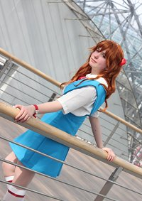 Cosplay-Cover: Asuka Langley Soryu [School Uniform]
