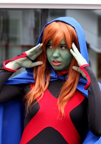 Cosplay-Cover: Miss Martian [Stealth]