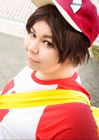 Cosplay-Cover: Red   Alola  
