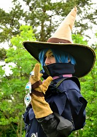 Cosplay-Cover: Black Mage  (FFXIV)
