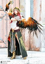 Cosplay-Cover: Winged Whisperer