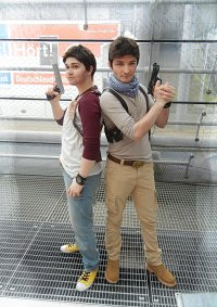 Cosplay-Cover: Nathan Drake [Uncharted 2 Among Thieves]