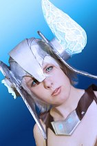 Cosplay-Cover: Sejuani - Der Zorn des Winters