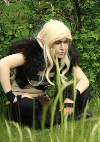 Cosplay-Cover: Cutter