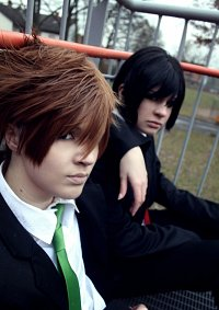 Cosplay-Cover: Green